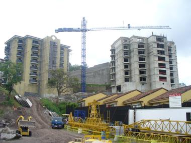 Construcción de Casas de Habitación